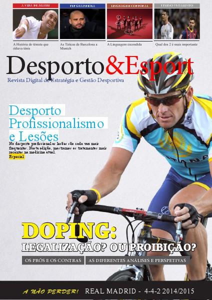 Desporto&Esport Desporto&Esport: edição 2 - 2014