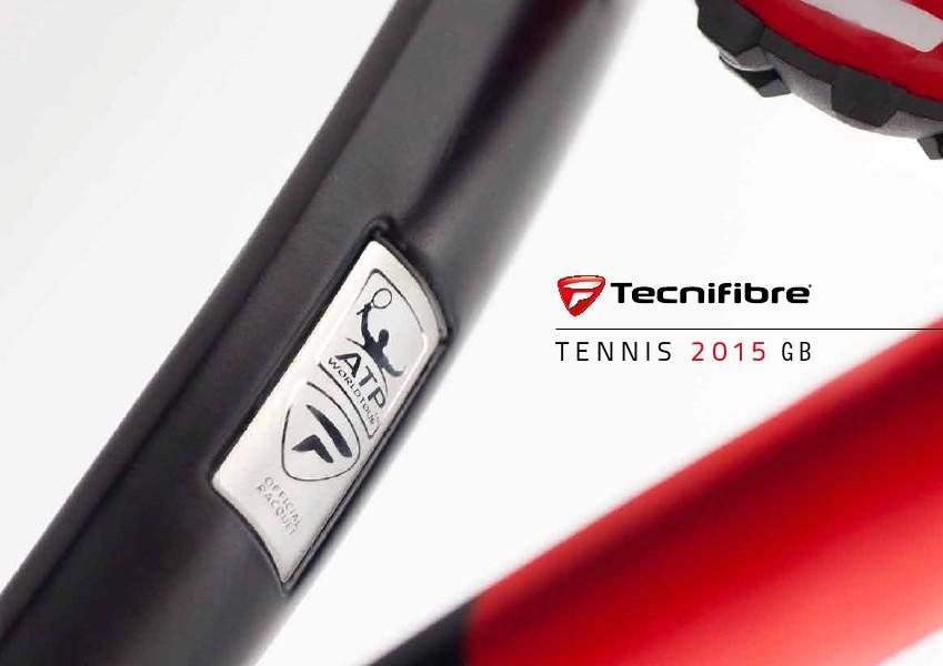 Tecnifibre Tennis 2015