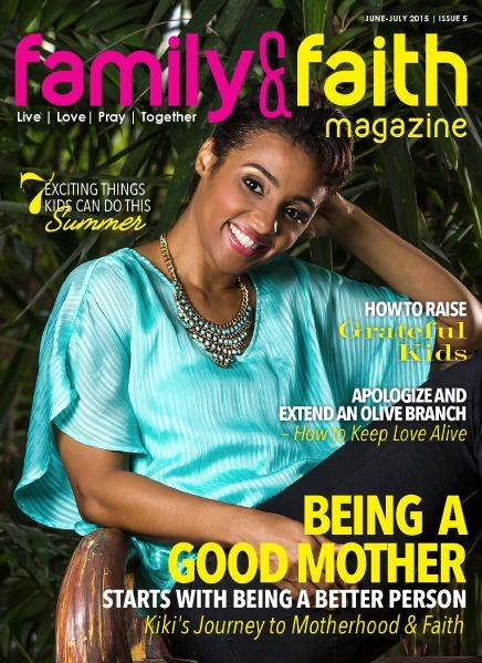 Family and Faith Magazine June-July 2015