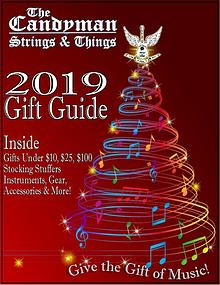 The Candyman Strings & Things 2019 Holiday Gift Guide