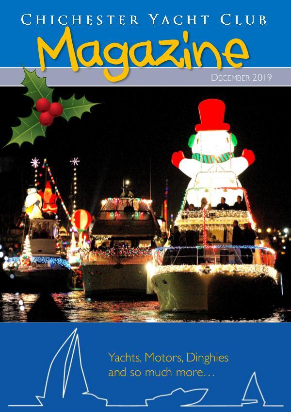 Chichester Yacht Club Magazine December 2019