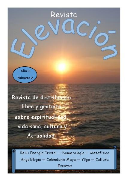 Revista Elevación Nº2, Diciembre 2014