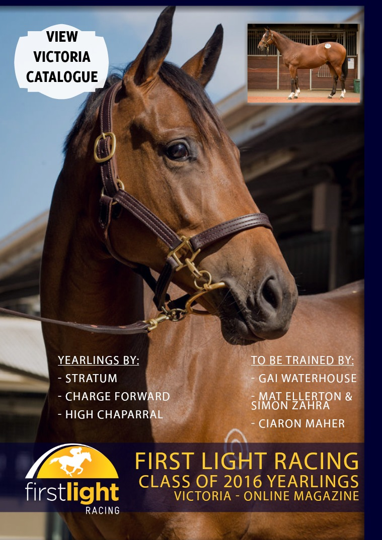 FLR Yearling Magazine FLR - Class Of 2016 Magazine