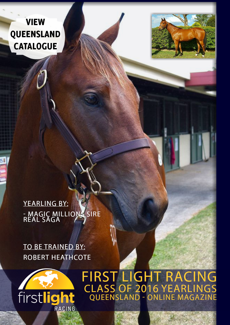 FLR Yearling Magazine FLR Queensland Class Of 2016 Magazine