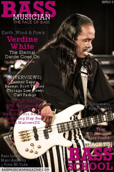 Bass Musician Magazine - SPECIAL September 2013 Issue
