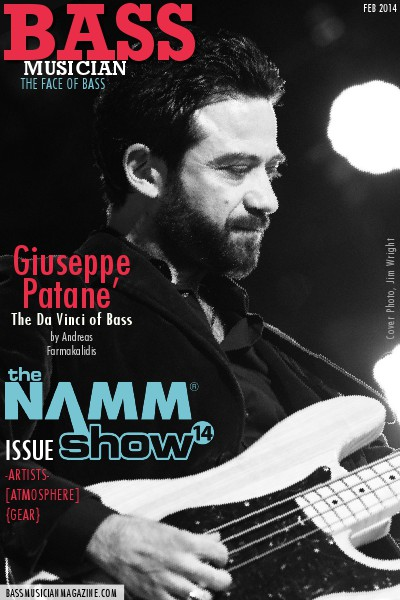 Bass Musician Magazine - SPECIAL February 2014 NAMM Issue