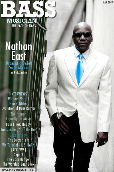 Bass Musician Magazine - SPECIAL March 2014 Issue