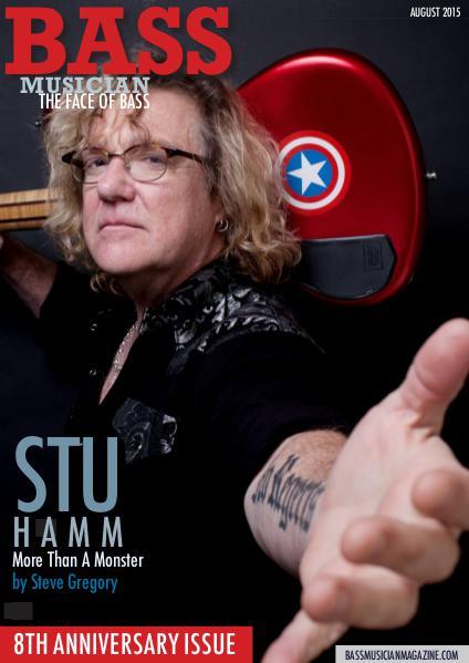 - 8th Anniversary Issue with Stu Hamm