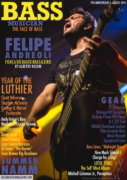 August 2016, 9th Anniversary Issue