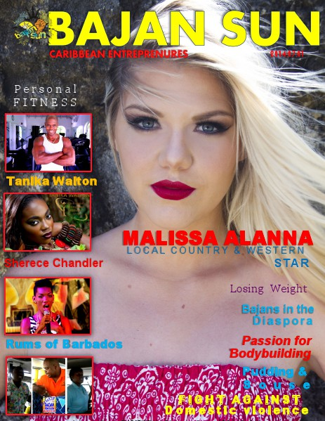 Bajan Sun Magazine - Caribbean Entrepreneurs Vol1 Issue 5