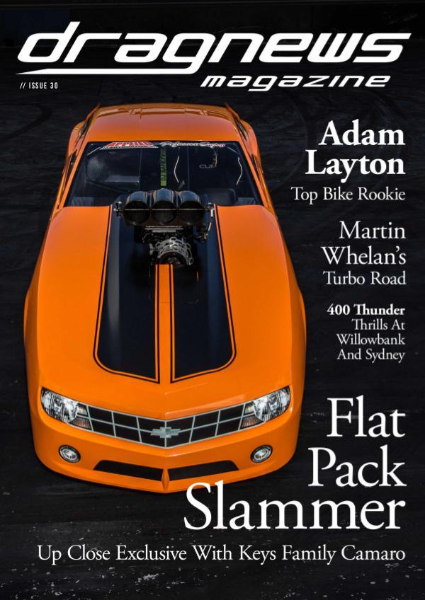 Drag News Magazine Issue 30