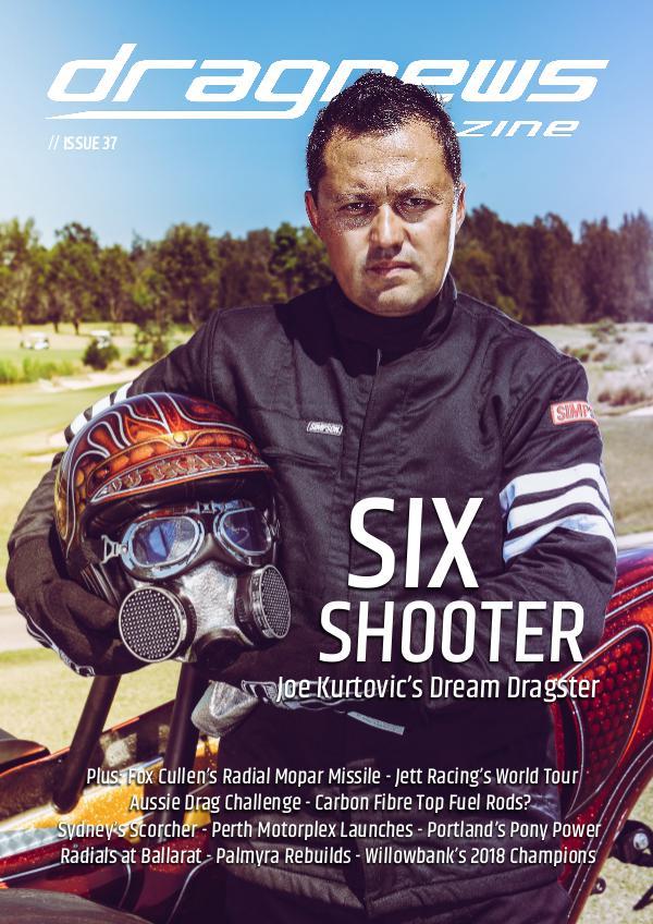 Drag News Magazine Issue 37