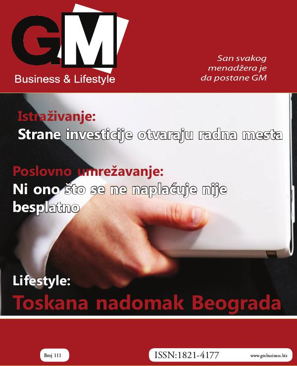 GM Business & Lifestyle #111