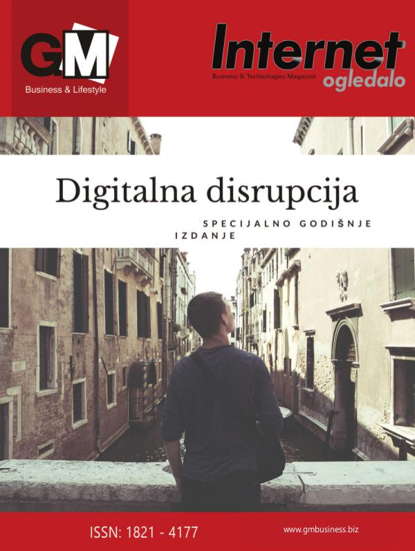 Digitalna disrupcija - specijalno izdanje GM Business & Lifestyle GM DIGITALNA DISRUPCIJA PDF
