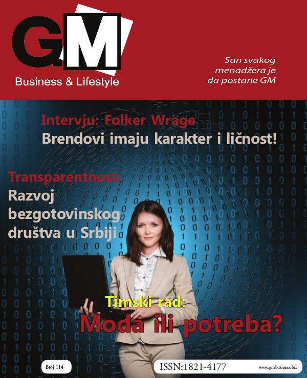 GM Business #114 GM 114 PDF