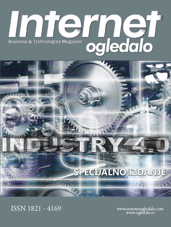 Industrija 4.0 - Specijalno izdanje Internet ogledala SPECIJAL INDUSTRIJA 4.0