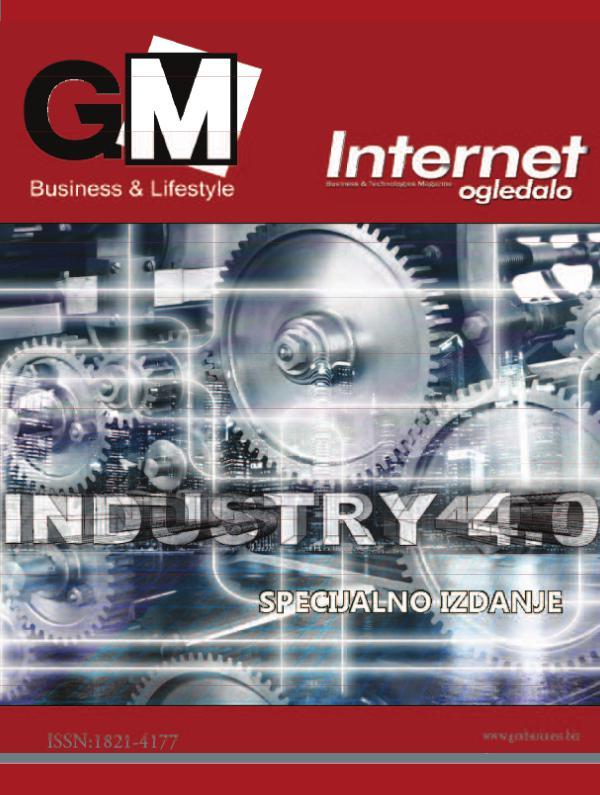 GM Business & Lifestyle - Specijalno izdanje Industrija 4.0 Specijalno izdanje Industrija 4.0