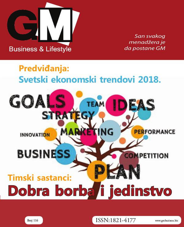 GM Business & Lifestyle #116 GM 116 PDF