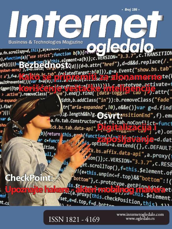 Internet ogledalo #186 IO 186 PDF