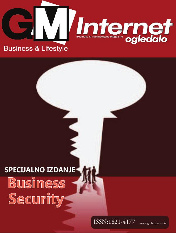 GM Business & Lifestyle-specijal Business Security GM 120 BUSINESS SECURITY