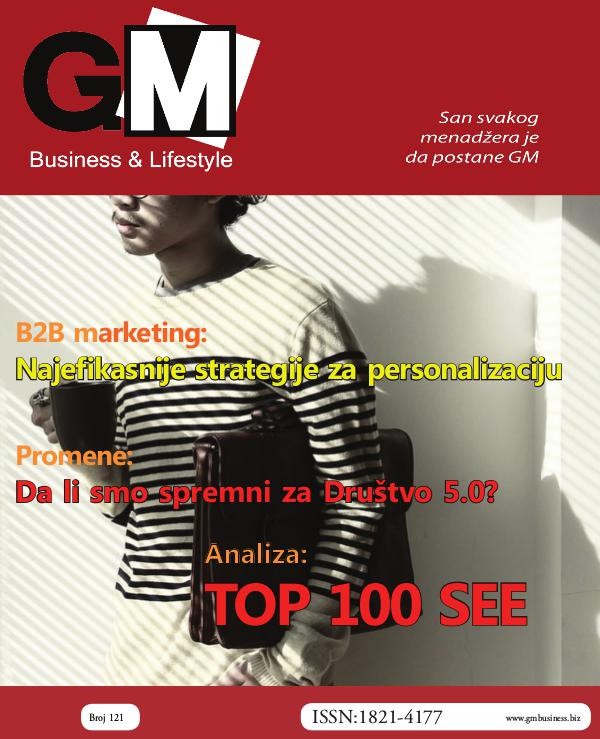 GM Business & Lifestyle #121 GM 121 PDF