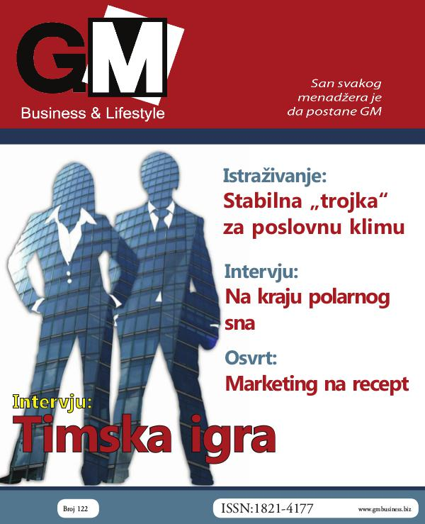 GM Business & Lifestyle #122 GM 122 PDF