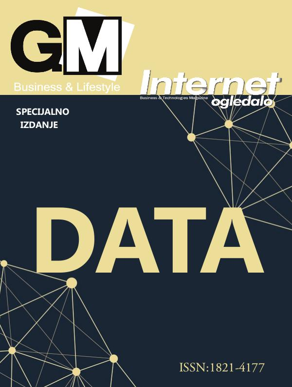 "GM Business #123 - Special issue ""DATA"" GM 123 DATA SPECIJAL"