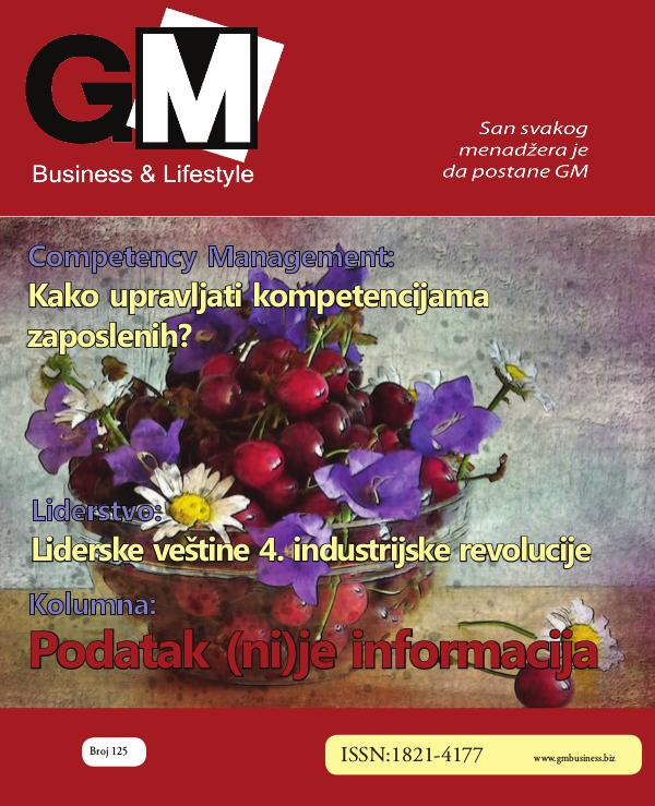 GM Business & Lifestyle #125 GM 125 PDF