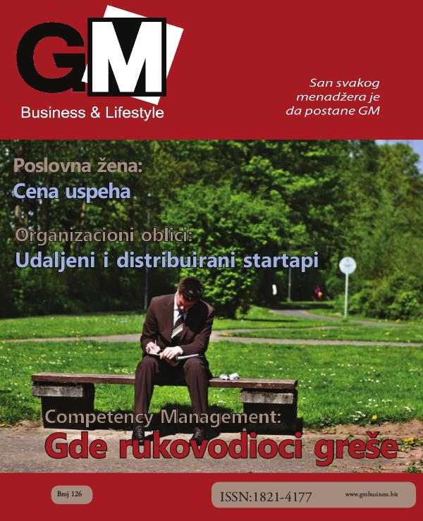 GM Business & Lifestyle #126 Br. 126