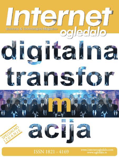 Digitalna transformacija - specijalno godišnje izdanje