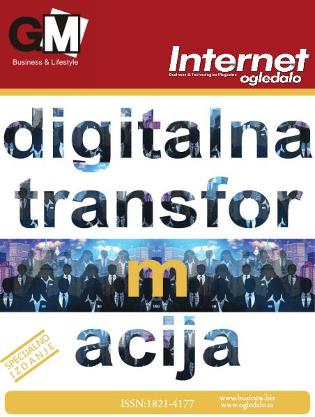 GM Business & Lifestyle #103 Specijal-Digitalna transformacija