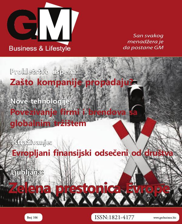 GM Business & Lifestyle #106