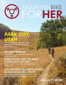 Mountain Bike for Her