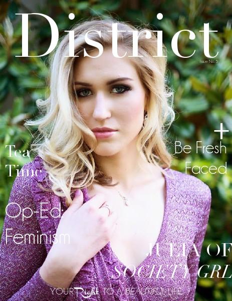 District Magazine January 2014