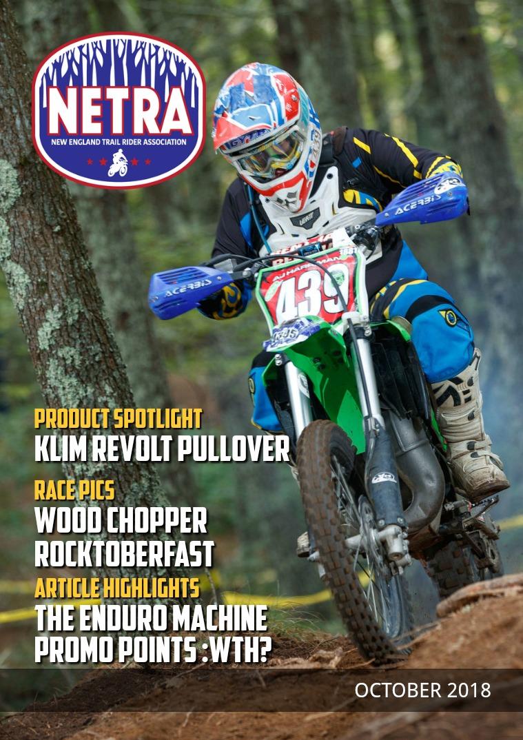 NETRA News October 2018