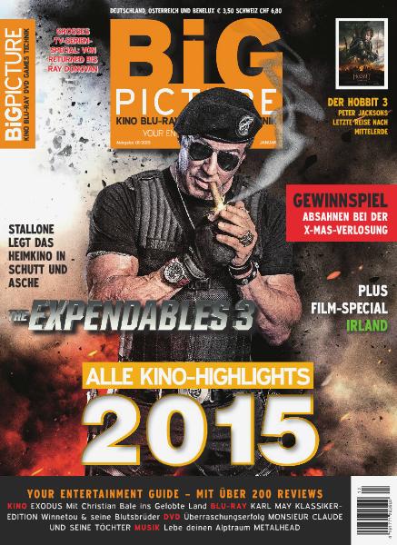BIG PICTURE digital 01/2015