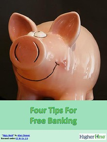 Four Tips For Free Banking