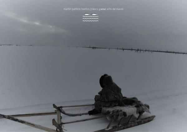 martin patricio barrios | blanco. Yamal, el fin del mundo blanco. yamal, el fin del mundo (cc license)
