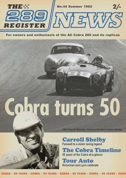 No 44 Summer 1962