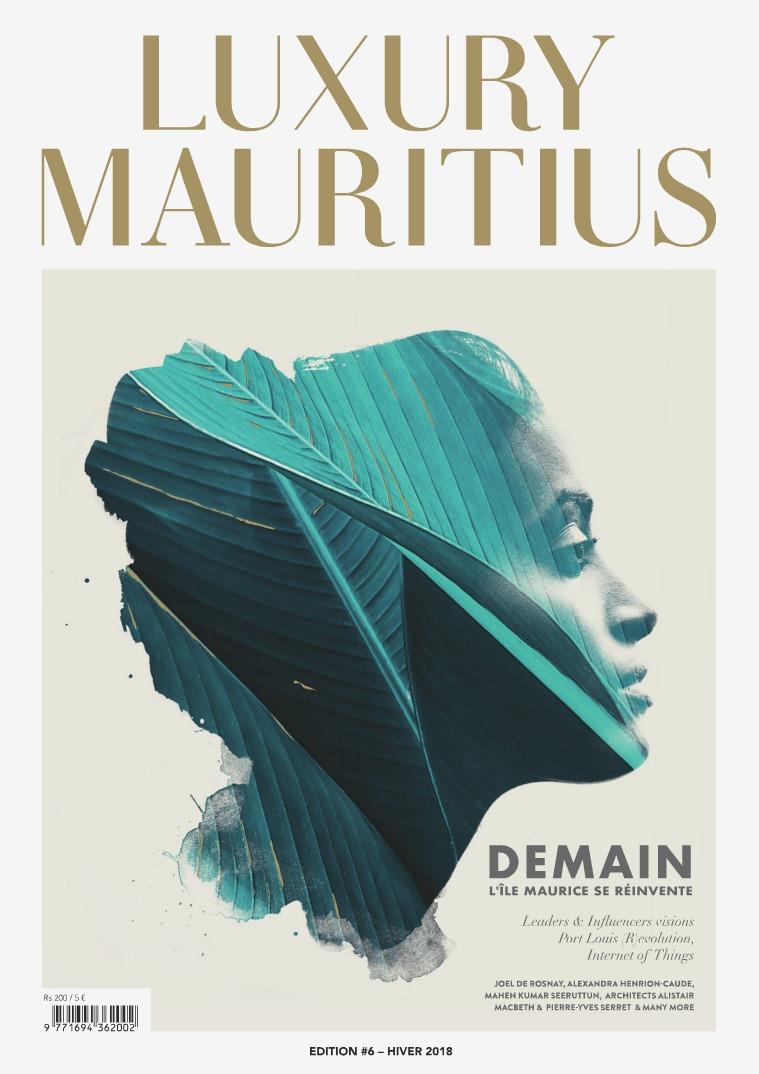 LUXURY MAURITIUS #6 EDITION 2018