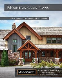 Mountain Cabin Plans