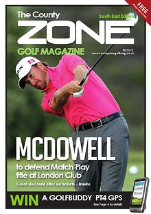 The County Zone Golf Magazine