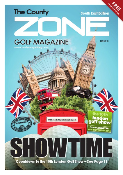 The County Zone Golf Magazine Issue 5