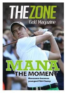 The Zone Interactive Golf Magazine (UK) The Zone Issue 22