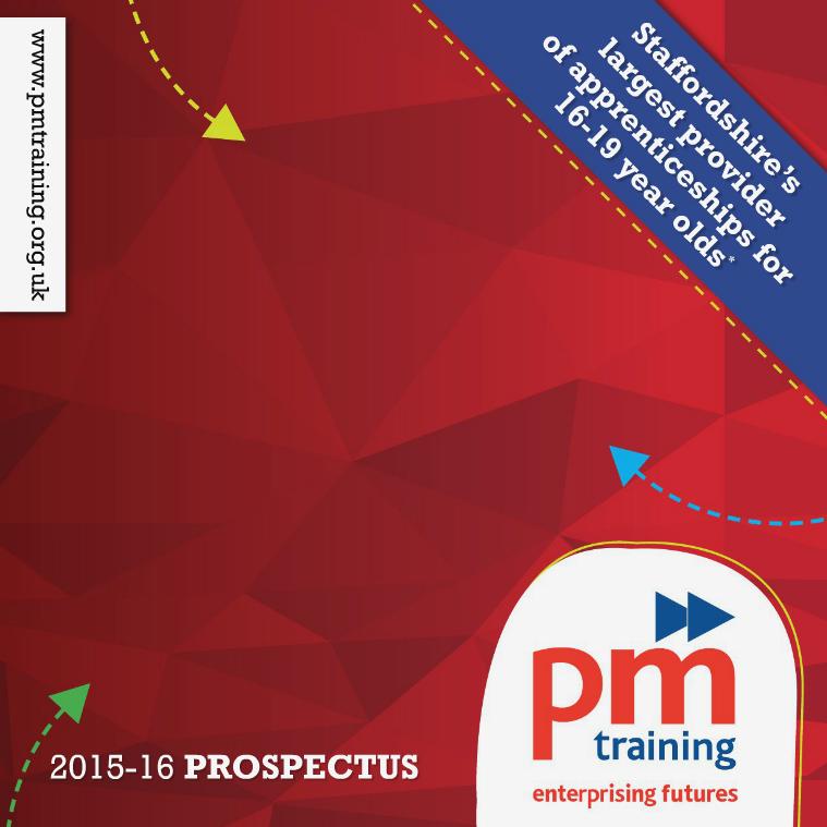 PM Training Prospectus 2015-16 2015/2016 Prospectus