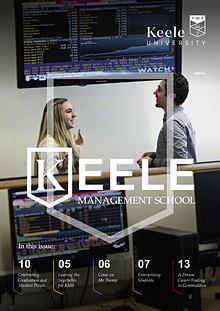 Keele Management School Magazine