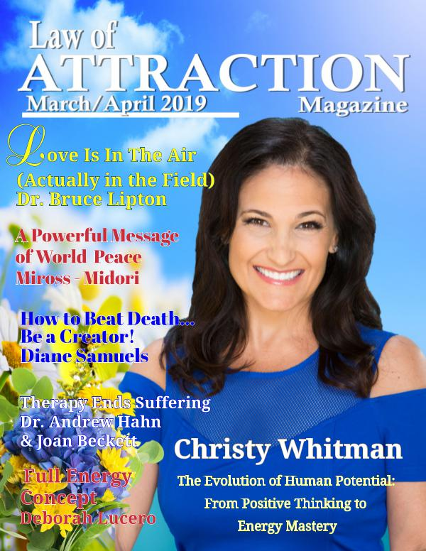 The Science Behind the Law of Attraction Magazine Mar April Full mag
