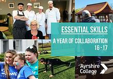 Essential Skills - A Year of Collaboration 16/17
