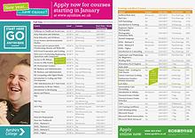 January Start Courses
