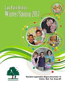 Cary Park District Winter/Spring 2017